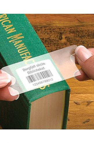 Tape etikettbeskyttere