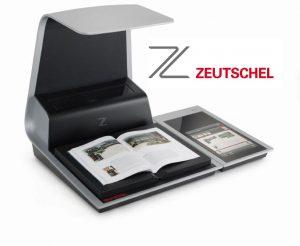 Storformat Scanner fra Zeutschel